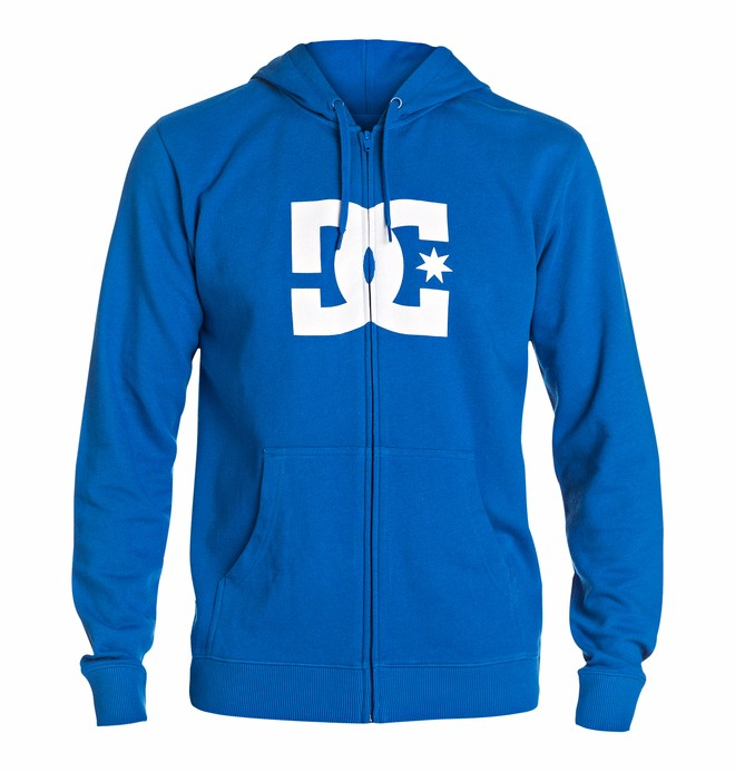 0 Men's Star Zip-Up Hoodie  EDYSF03000 DC Shoes