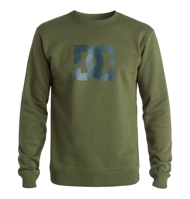 0 Men's Star Sweatshirt  EDYSF03064 DC Shoes
