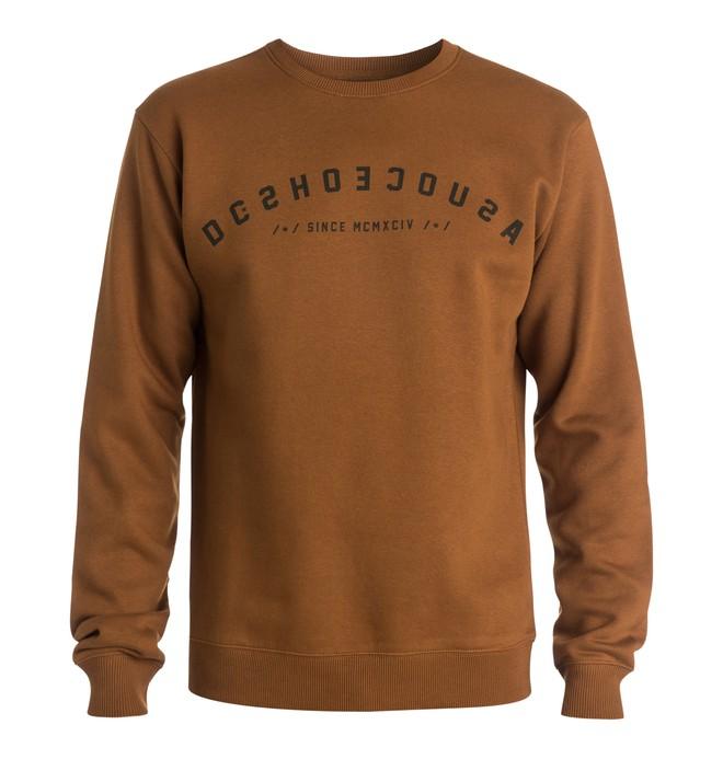0 Men's Station 2 Sweatshirt  EDYSF03069 DC Shoes