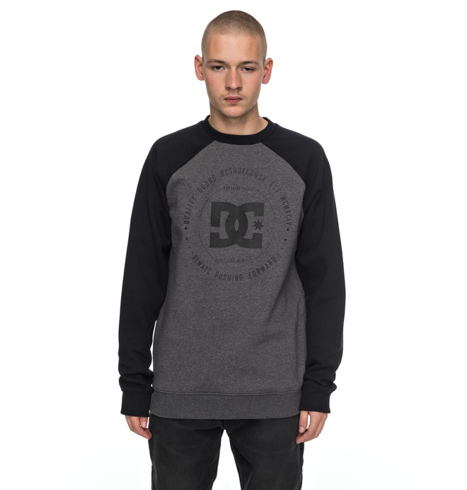 0 Rebuilt Raglan Sweatshirt  EDYSF03122 DC Shoes