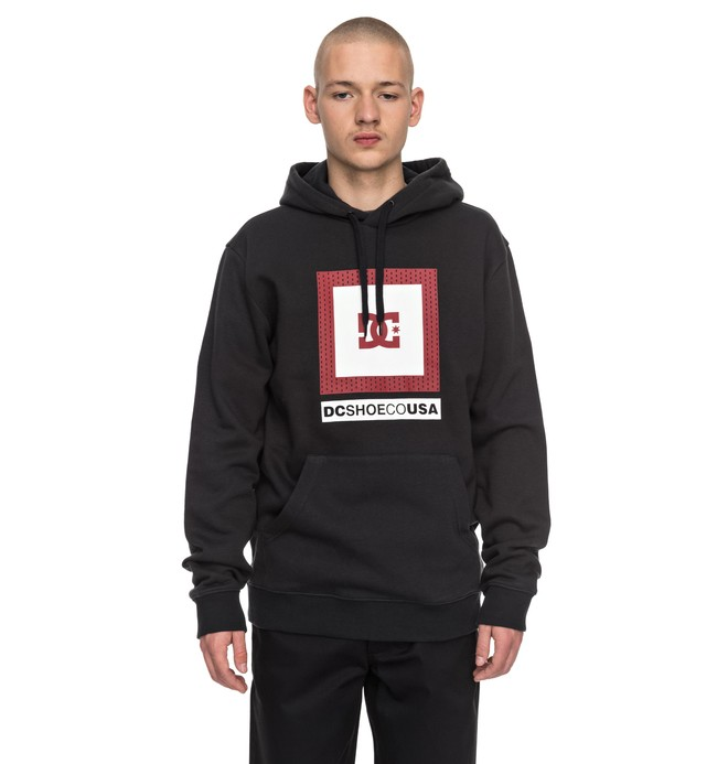 0 Attitude Hoodie  EDYSF03134 DC Shoes
