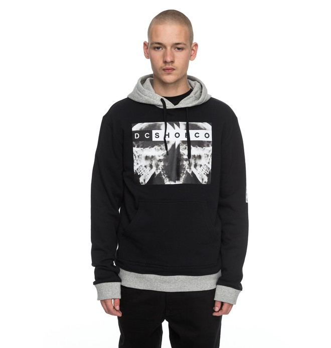0 Men's X Ray Hoodie  EDYSF03142 DC Shoes