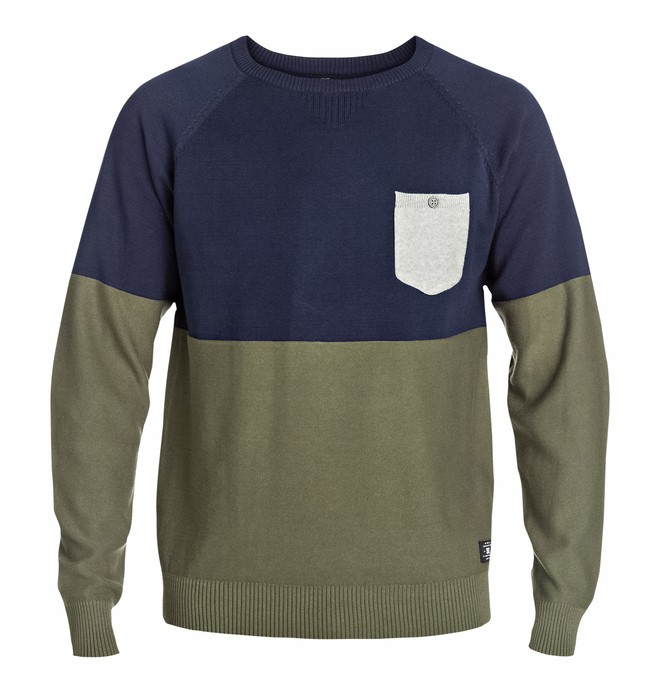 0 Men's Wire To Wire Sweater  EDYSW03006 DC Shoes