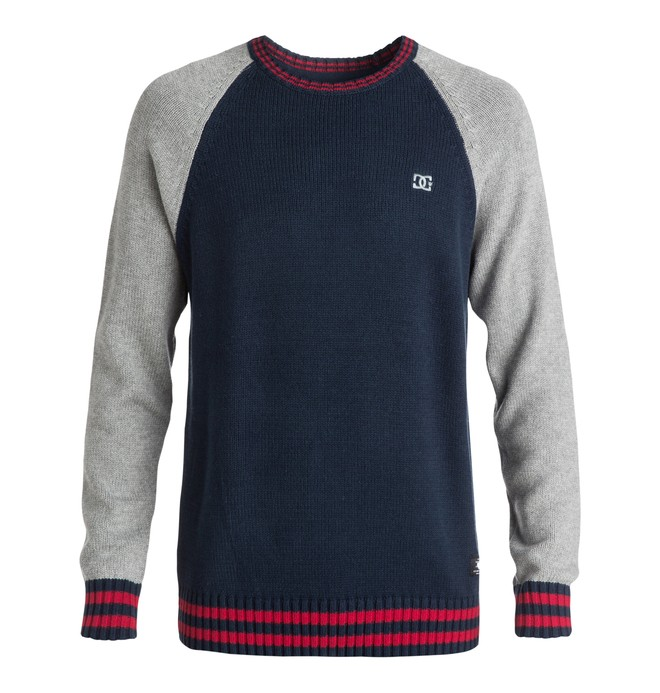 0 Men's Wicker Raglan Sweater  EDYSW03010 DC Shoes
