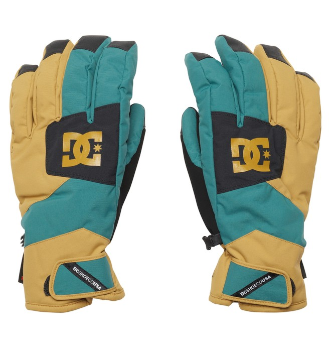 0 Men's Seger 15 Gloves  EDYTH00007 DC Shoes