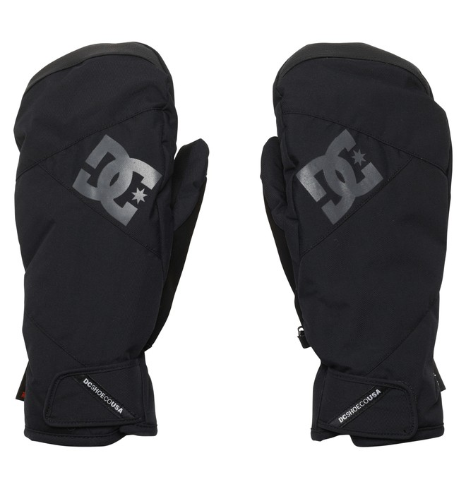 0 Men's Seger Mitt Gloves  EDYTH00010 DC Shoes