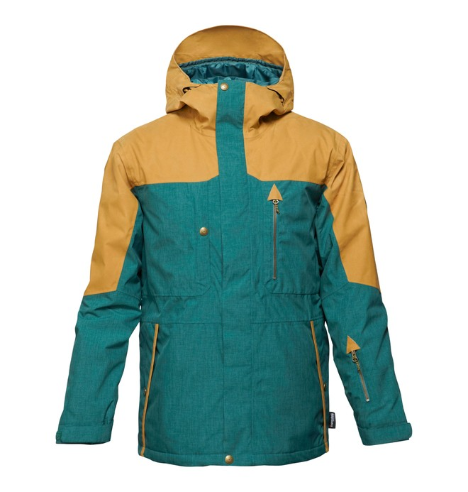 0 Men's Ranger 15 Snow Jacket  EDYTJ00008 DC Shoes