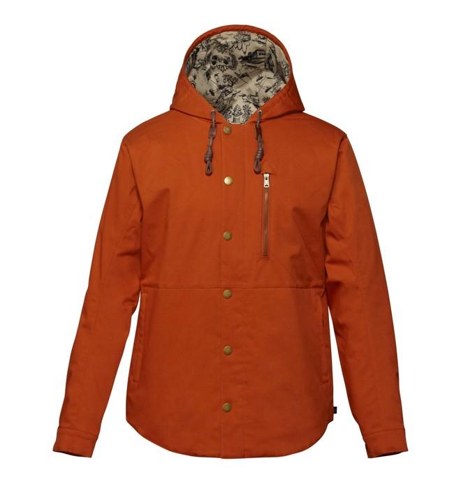0 Men's Shuvit Snow Jacket  EDYTJ00026 DC Shoes
