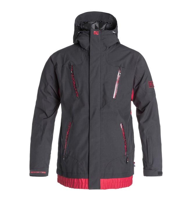 0 Men's Torstein Corruption Snowboard Jacket  EDYTJ03002 DC Shoes