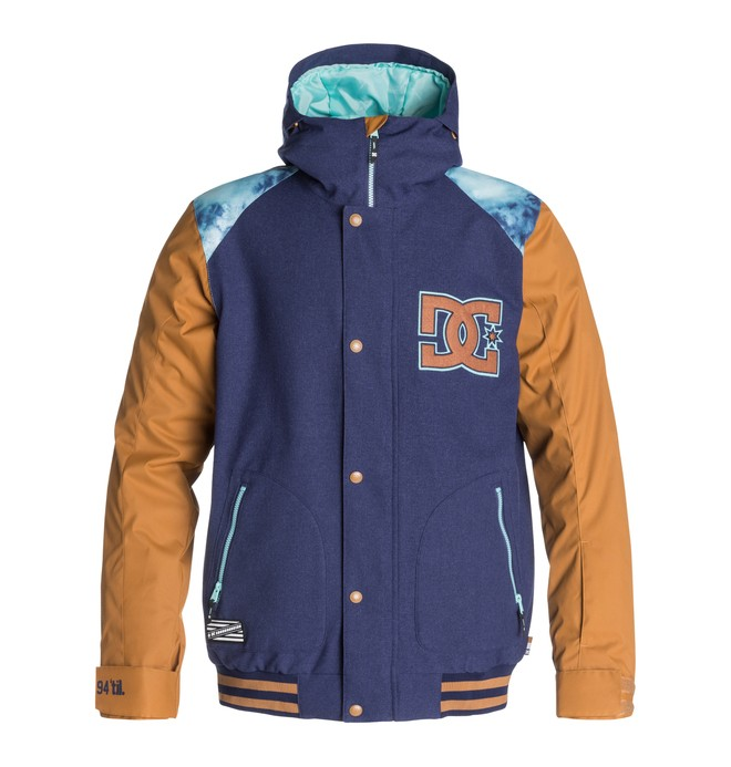 0 Men's DCLA Snowboard Jacket  EDYTJ03003 DC Shoes