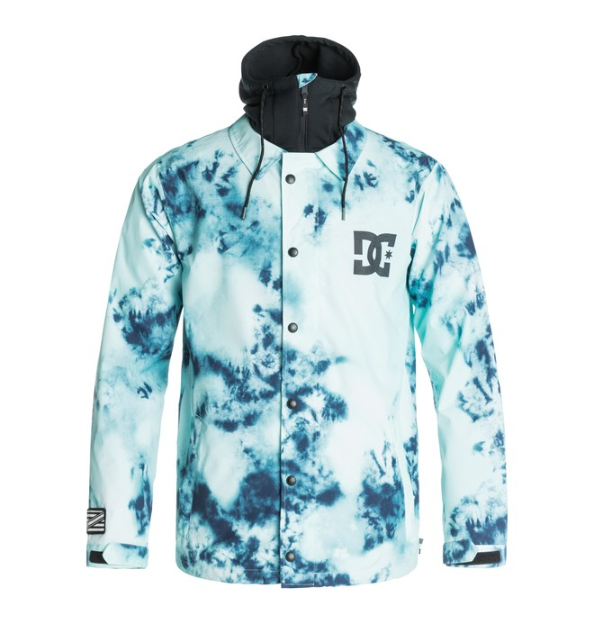 0 Men's Cash Only Snowboard Jacket  EDYTJ03008 DC Shoes