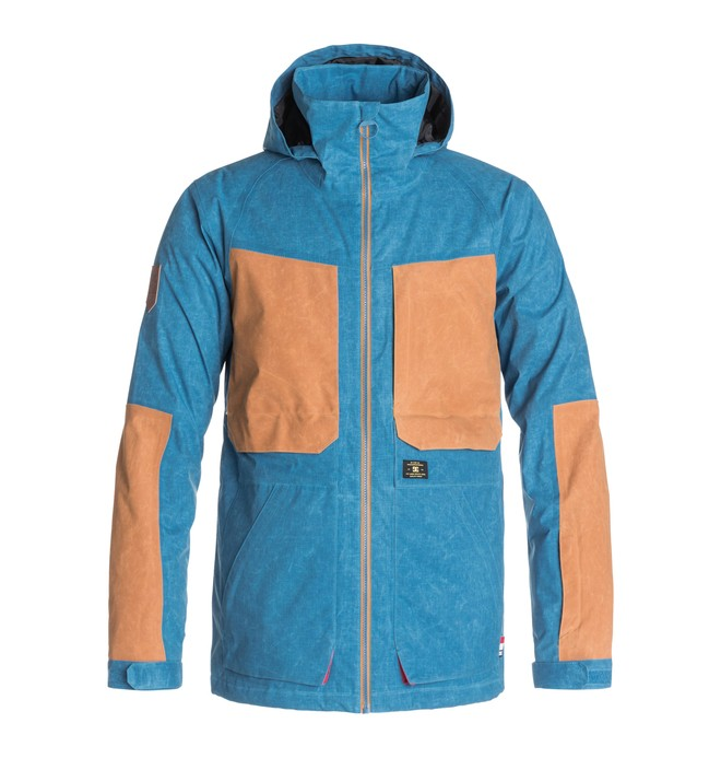0 Men's Kingdom Snow Jacket  EDYTJ03010 DC Shoes