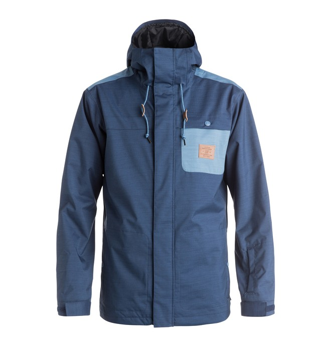 0 Men's Delinquent Snow Jacket  EDYTJ03018 DC Shoes