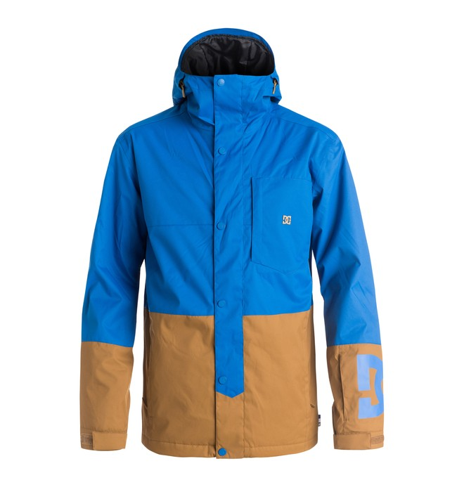 0 Men's Defy Snow Jacket  EDYTJ03024 DC Shoes