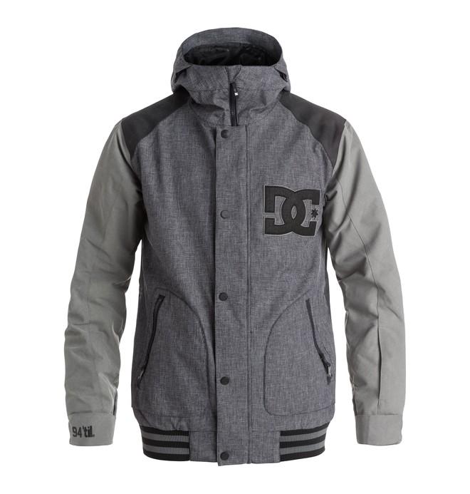 0 Men's DCLA SE Varsity Snow Jacket  EDYTJ03030 DC Shoes
