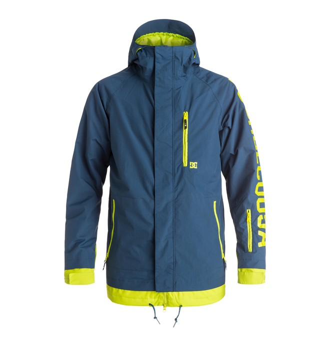 0 Men's Ripley Snow Jacket  EDYTJ03033 DC Shoes
