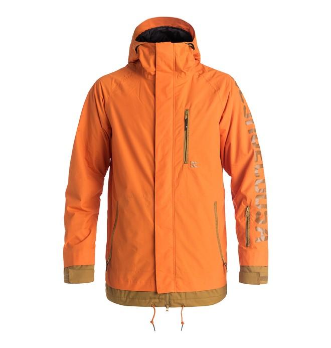 0 Ripley - Snowboardjack Orange EDYTJ03033 DC Shoes