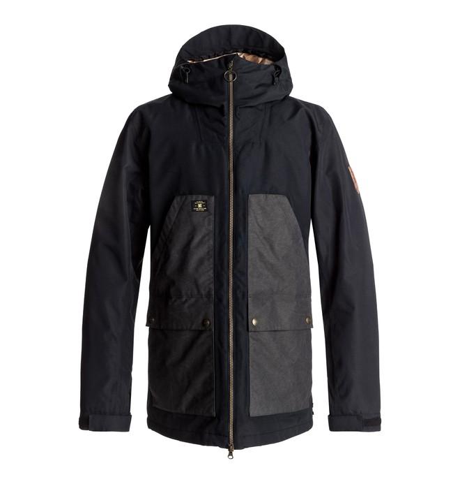0 Summit - Snow Jacket Black EDYTJ03041 DC Shoes
