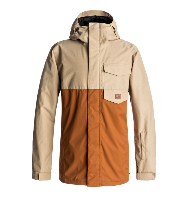 0 Men's Merchant Snow Jacket  EDYTJ03044 DC Shoes