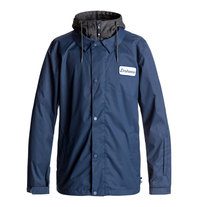 0 Men's Cash Only Snow Jacket  EDYTJ03045 DC Shoes