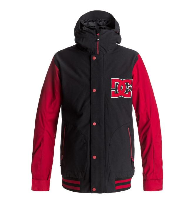 0 Men's DCLA Snow Jacket Red EDYTJ03048 DC Shoes