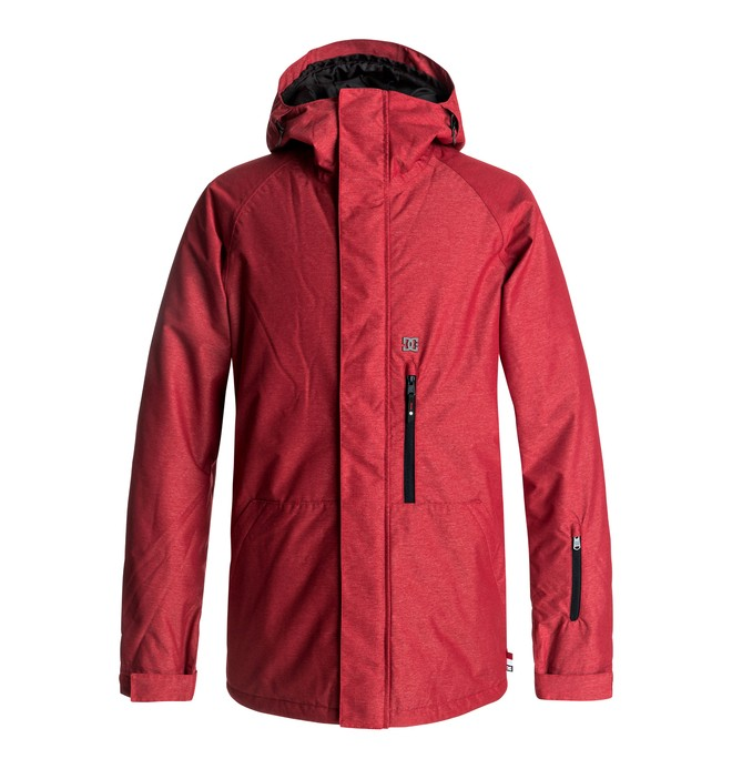 0 Ripley Snow Jacket Red EDYTJ03049 DC Shoes