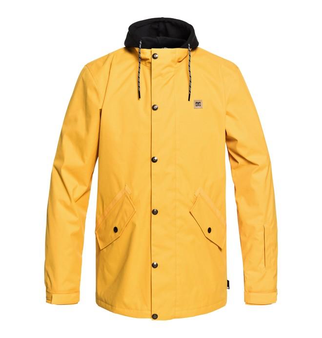 0 Union - Snow Jacke für Männer Gelb EDYTJ03064 DC Shoes