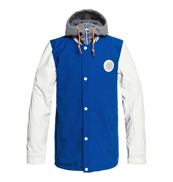 0 DCLA - Snow Jacket for Men Purple EDYTJ03069 DC Shoes
