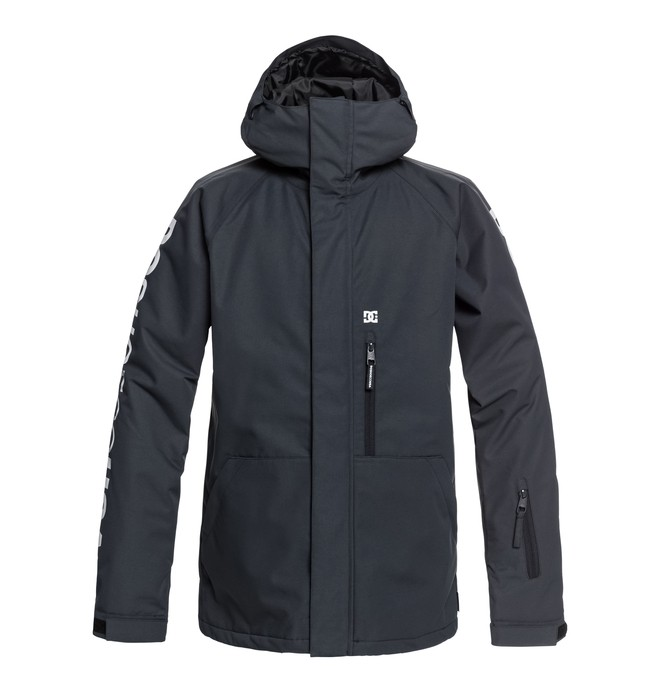 0 Ripley Snow Jacket Black EDYTJ03072 DC Shoes