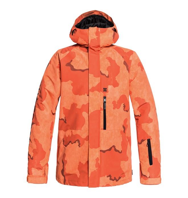 0 Ripley Snow Jacket Orange EDYTJ03072 DC Shoes