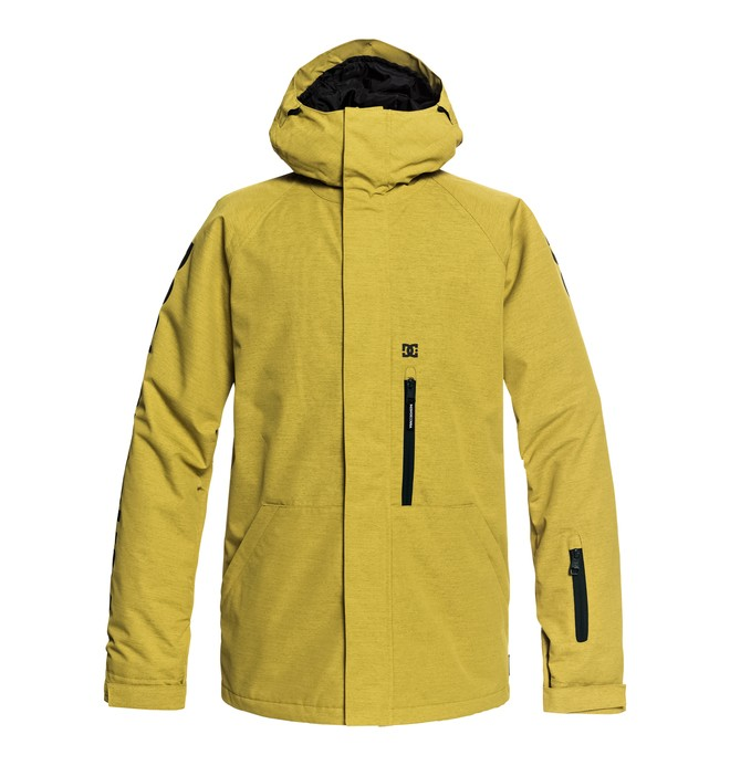 0 Сноубордическая куртка Ripley Желтый EDYTJ03072 DC Shoes