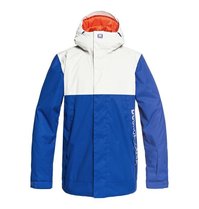 0 Defy Snow Jacket Purple EDYTJ03073 DC Shoes