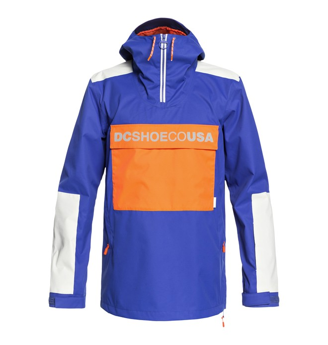 0 Rampart Snow Jacket Purple EDYTJ03074 DC Shoes
