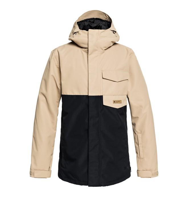 0 Merchant - Snow Jacket for Men Brown EDYTJ03081 DC Shoes
