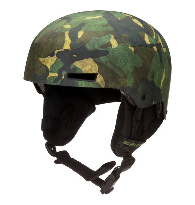 0 Сноубордический шлем Bomber Коричневый EDYTL03004 DC Shoes