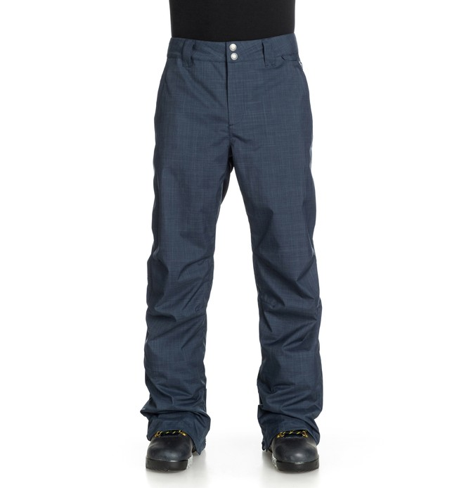 0 Men's Venture 15 Snow Pants  EDYTP00010 DC Shoes