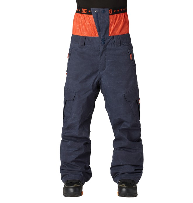 0 Men's Donon SE Snow Pants  EDYTP00011 DC Shoes