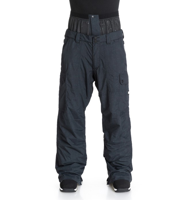 0 Men's Donon Snowboard Pants  EDYTP03002 DC Shoes