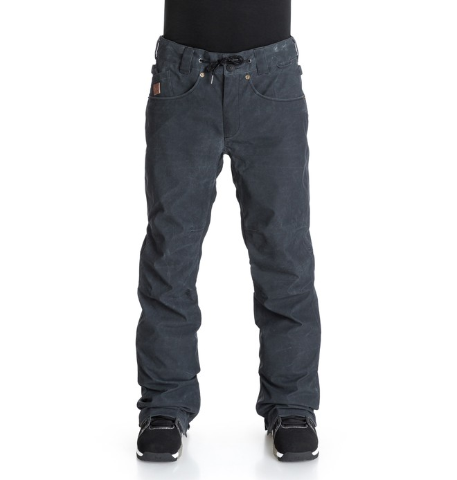 0 Men's Relay Snow Pants Black EDYTP03003 DC Shoes