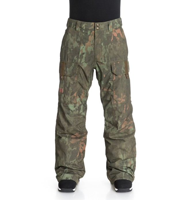0 Men's Code Snow Pants  EDYTP03004 DC Shoes