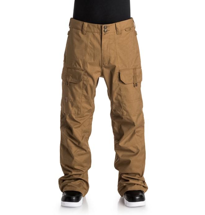 0 Men's Code Snow Pants  EDYTP03019 DC Shoes