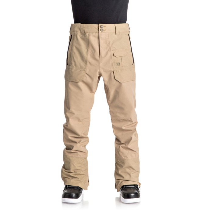 0 Men's Asylum Snow Pants  EDYTP03024 DC Shoes