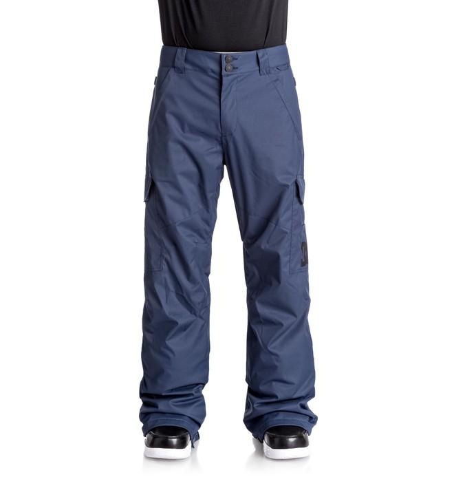 0 Сноубордические штаны Banshee Синий EDYTP03028 DC Shoes