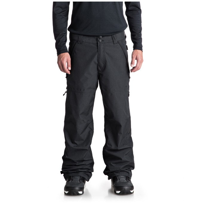0 Nomad Snow Pants Black EDYTP03032 DC Shoes