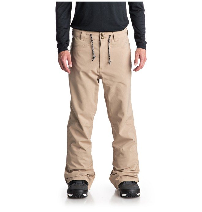 0 Relay Snow Pants Brown EDYTP03034 DC Shoes