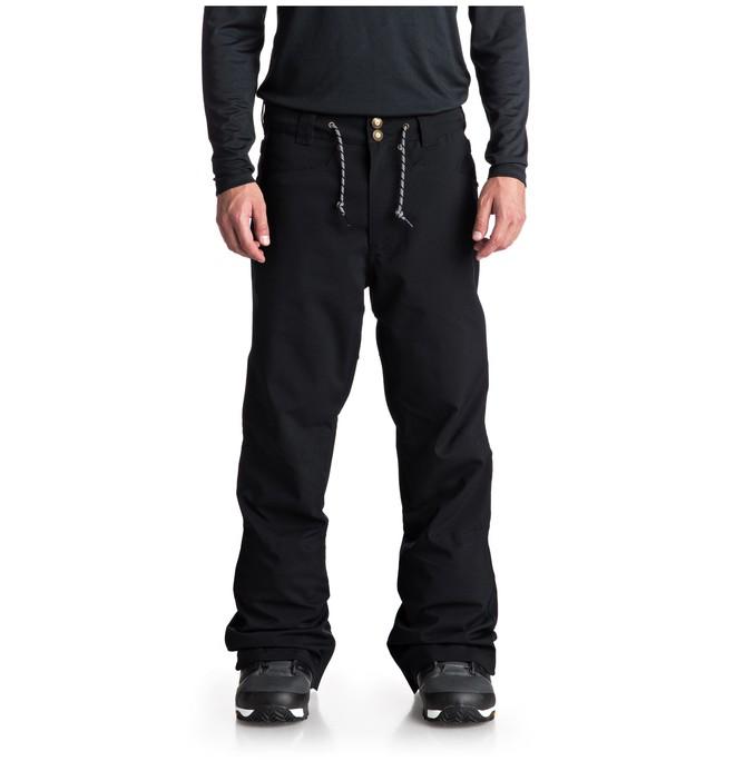 0 Relay - Shell-Schneehose für Männer Schwarz EDYTP03034 DC Shoes