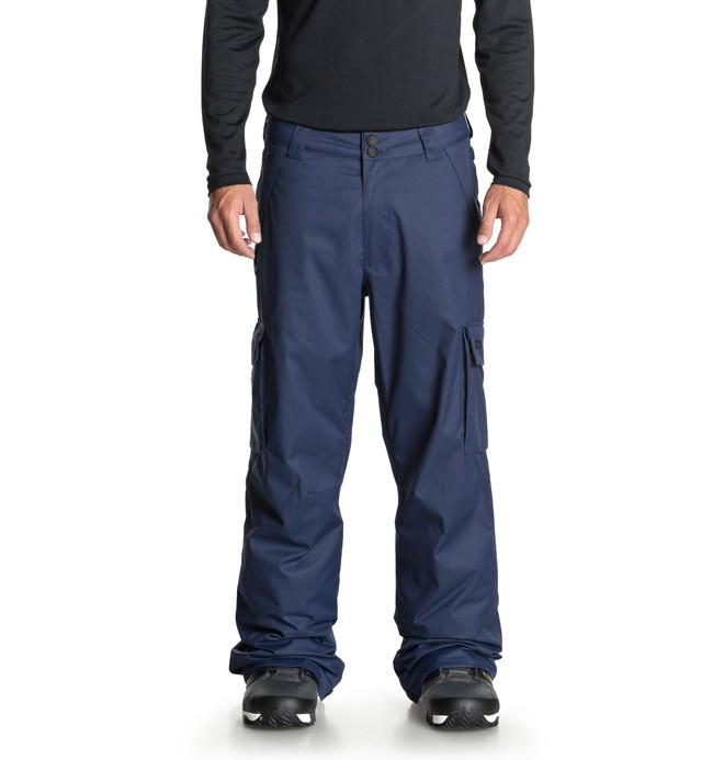 0 Banshee - Snow-Hose für Männer Blau EDYTP03036 DC Shoes