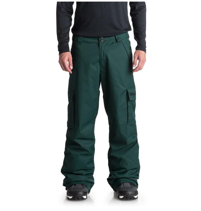 0 Banshee - Snow-Hose für Männer Grün EDYTP03036 DC Shoes