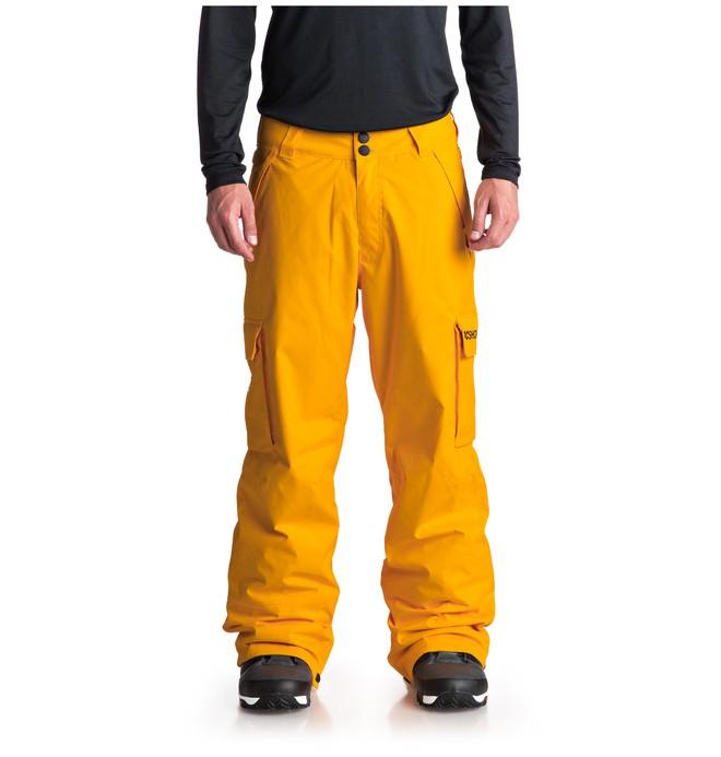 0 Banshee - Snow-Hose für Männer Gelb EDYTP03036 DC Shoes