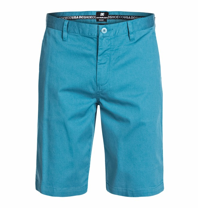"0 Men's Worker Roomy 22"" Shorts  EDYWS03010 DC Shoes"
